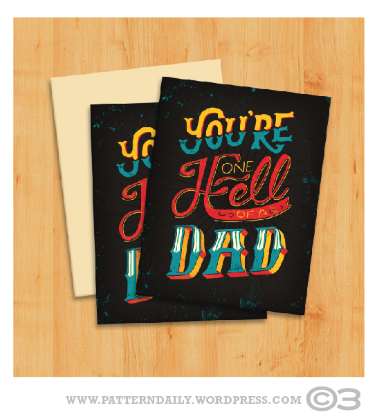 One_Hell_Of_A_Fathers_Day_Card